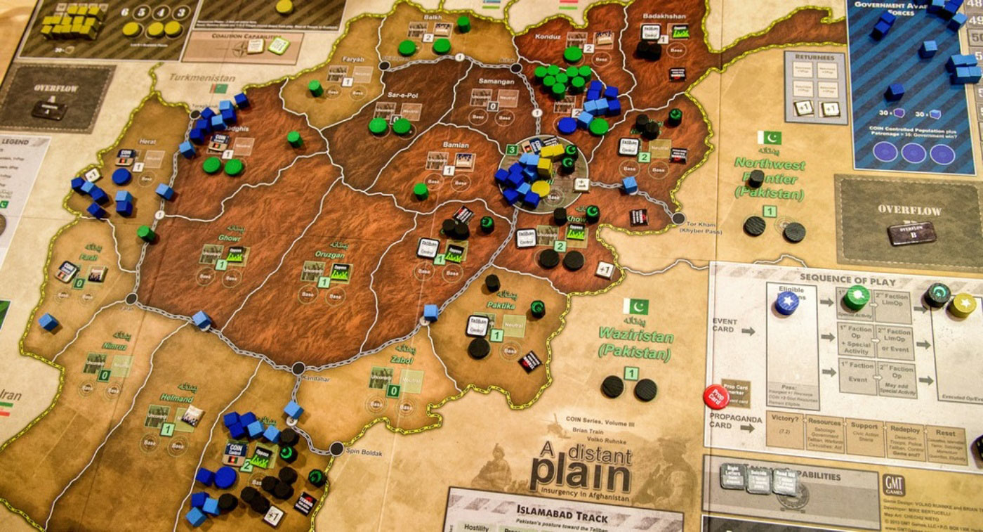 New by GMT English A Distant Plain
