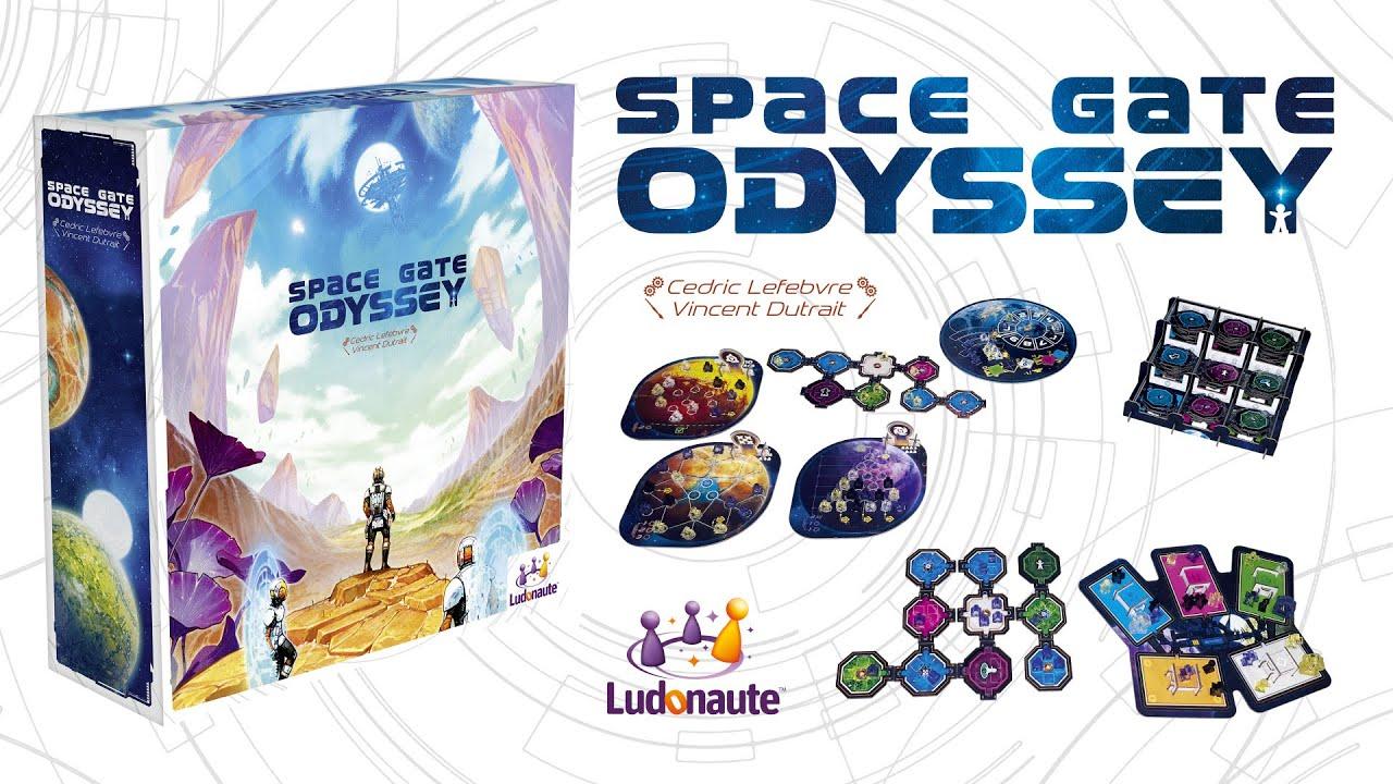 Space Gate Odyssey Queen Of Games Oostende De Beste Leukste Bordspellen En Kaartspellen Kopen Aan Een Eerlijke Goedkope Prijs